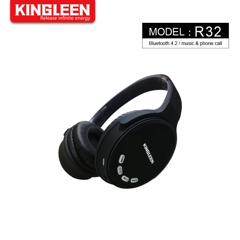 China Active Noise Cancelling Headphone Bluetooth Headphones With Mic Deep Bass Wireless Headphones Over Ear Comfortable Protein Earpads Long Playtime For Travel China Bluetooth Headset And Bluetooth Earphone Price