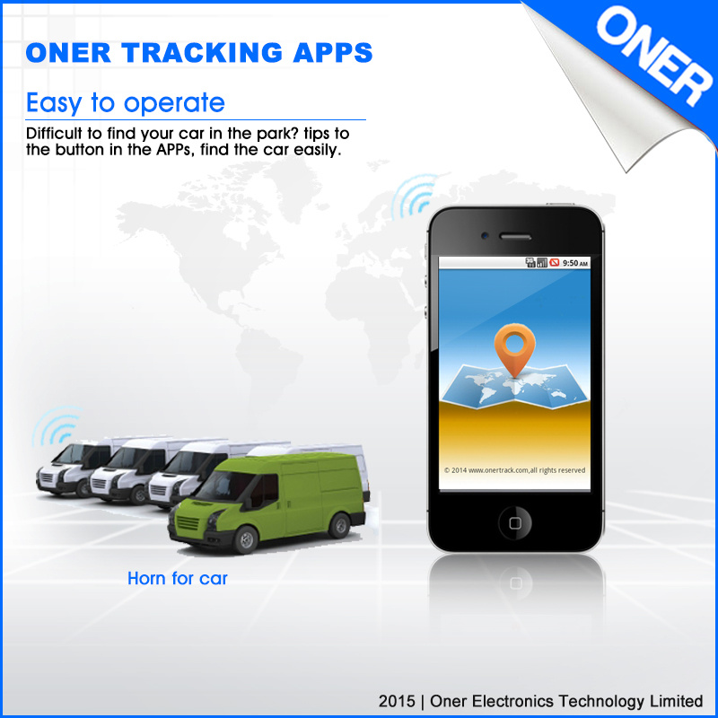 GPS APP for Car Tracking, Control, GPS Tracking Software pictures & photos