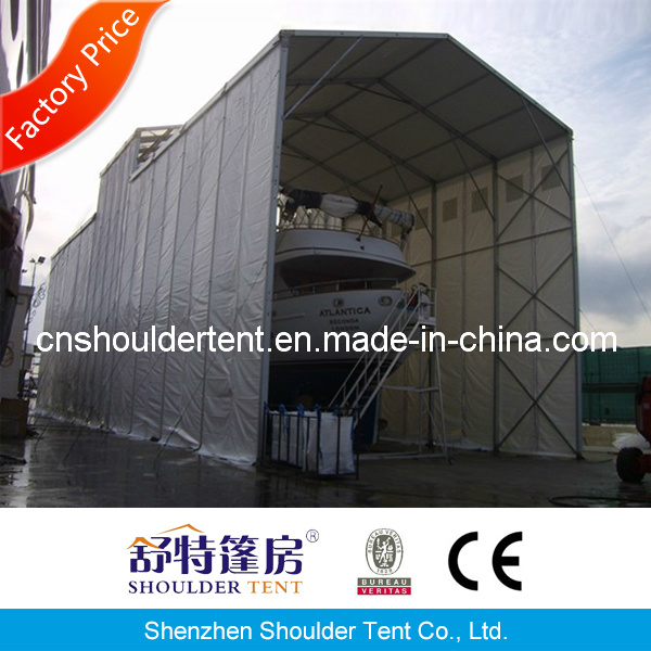 1000 Seater Aluminium PVC Tent for Events, Wedding, Party