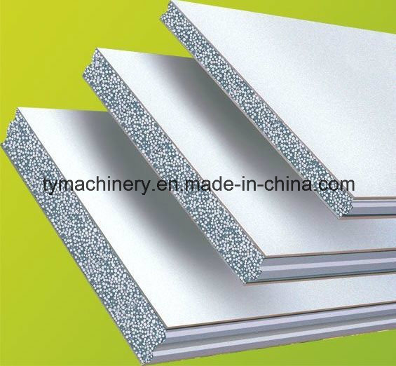 Lightweight EPS Cement Sandwich Partition Wall Panel Machine/Equipment