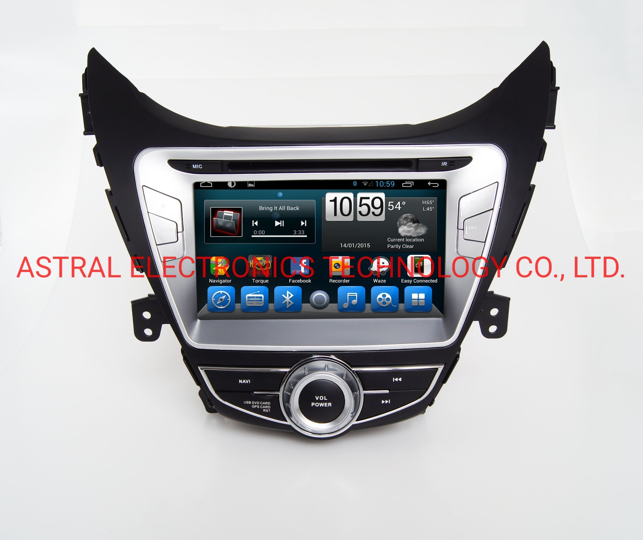 [Hot Item] 8 Inch Car DVD Player with GPS for Hyundai IX35