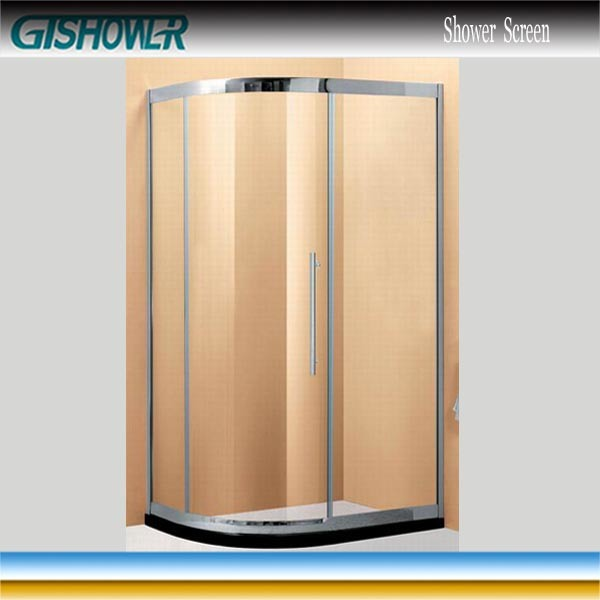 Glass Box Doccia.Hot Item Curved Glass Shower Box Doccia Bd0531r
