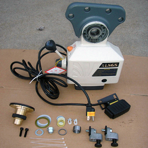Al-510s Vertical Electronic Power Feed for Milling Machine pictures & photos