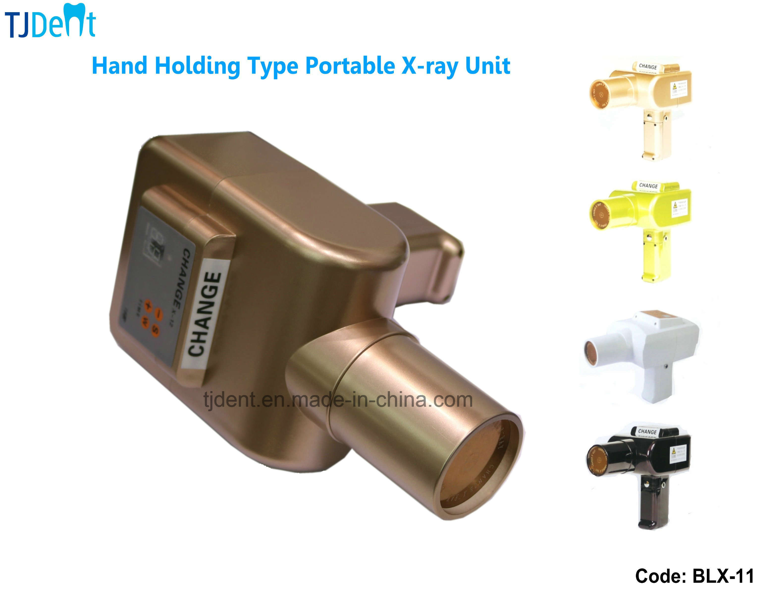 Hand Holding Type Portable Dental X Ray Unit (BLX-11)
