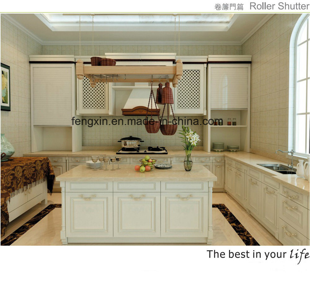 Kitchen Cabinet Roller Shutter Door