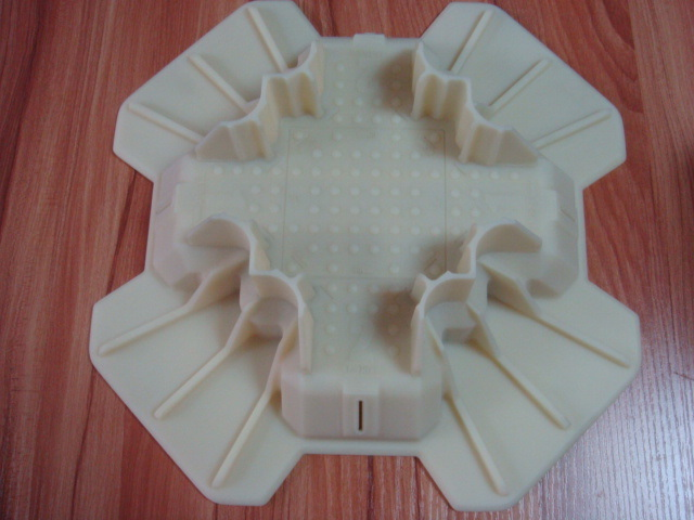 4 Axis CNC Machining Prototype for Consumer Product (LW-02187)