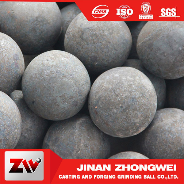 ISO9001: 2008 Forged Grinding Ball pictures & photos