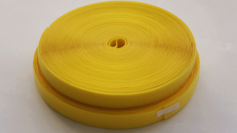 Nylon Hook & Loop Tape From Big Factory with Large Capacity