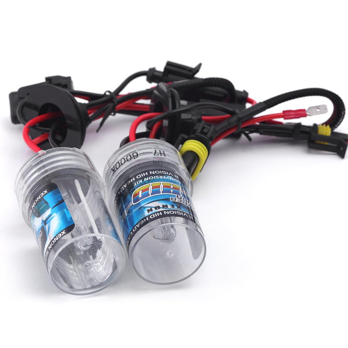D4R D4S Xenon HID Headlight Replacement Wire Bulb AC 35W KIT 4300K Low Beam S1
