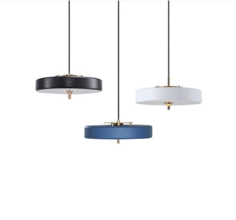 cheaper 3f13c b3224 [Hot Item] Colorful Metal Modern Decor Bar Coffee Shop Hanging Pendant Lamp