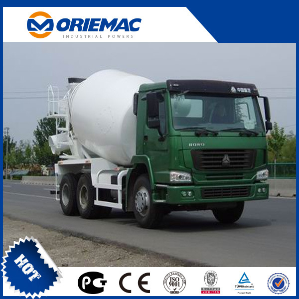 Sinotruk 8cbm Concrete Mixer Truck (ZZ1257N3847) pictures & photos