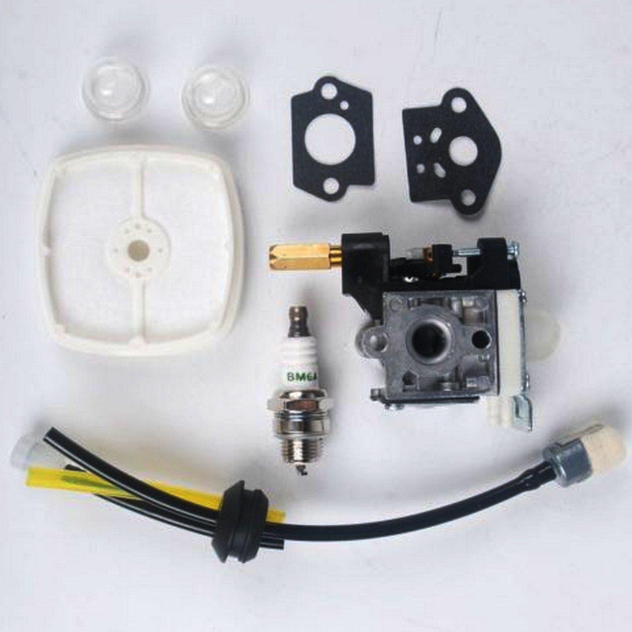 Carburatore per Eco SRM201 SRM230 SRM231 HC160 HC180 HC200 Zama RB-K70A RB-K66B