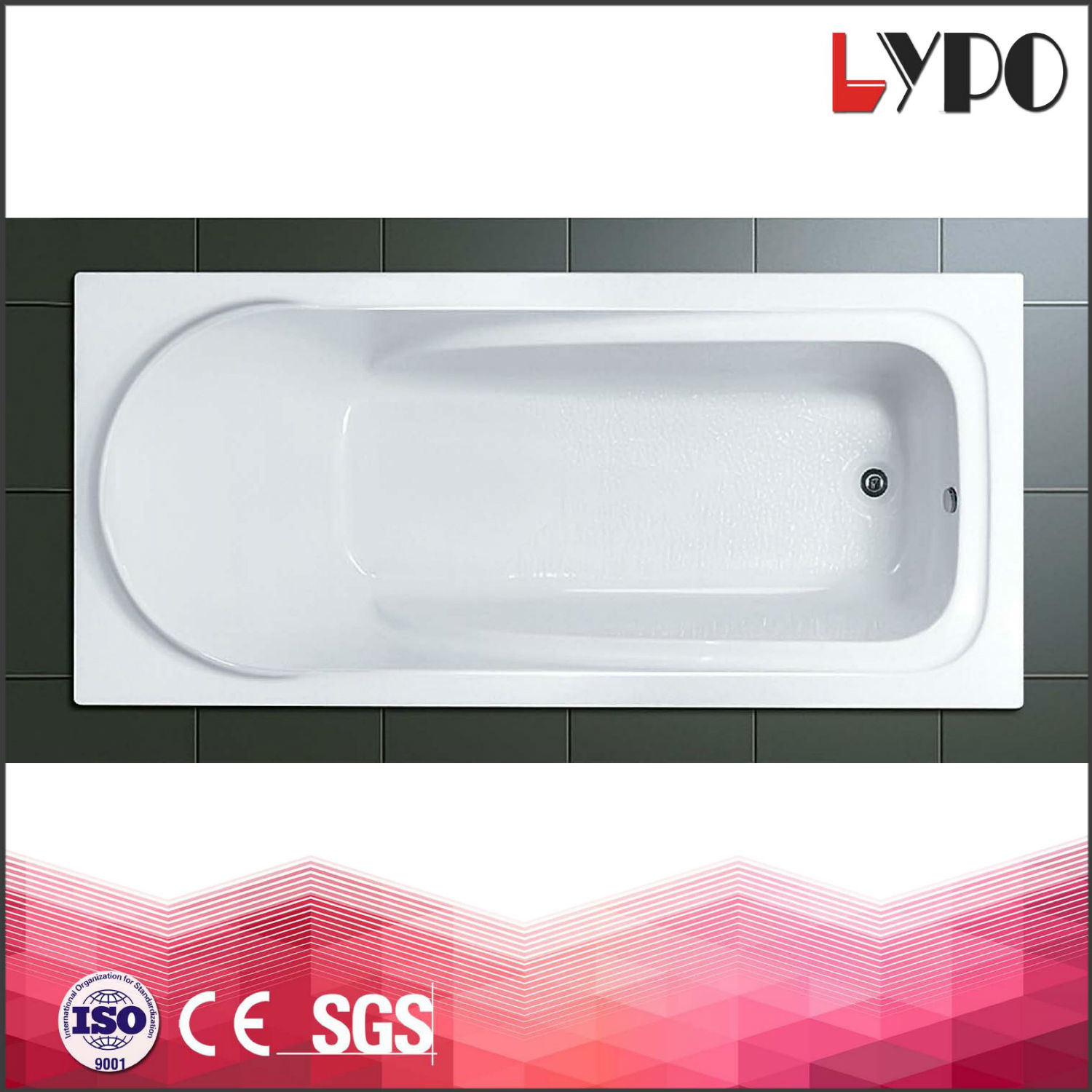 K-1109 Chinese Common Bathtub, The Factory Elliptical Wholesale ...