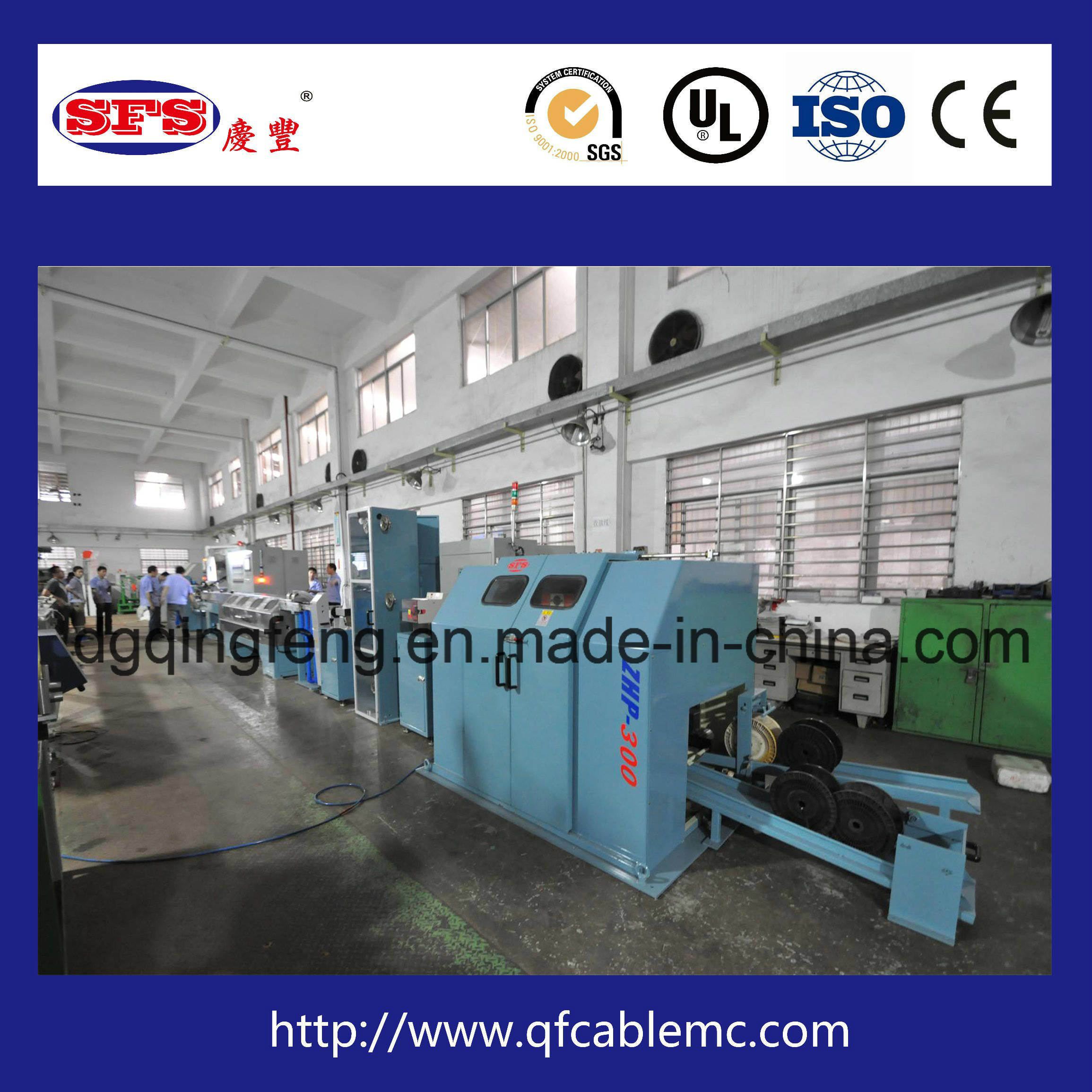China High Pressure PE Physical Foam Coaxial Cable Extrusion Machine ...