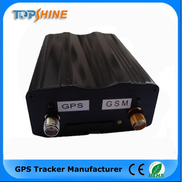 3G Vehicle GPS Tracker with Fuel Sensor Two Way Location pictures & photos