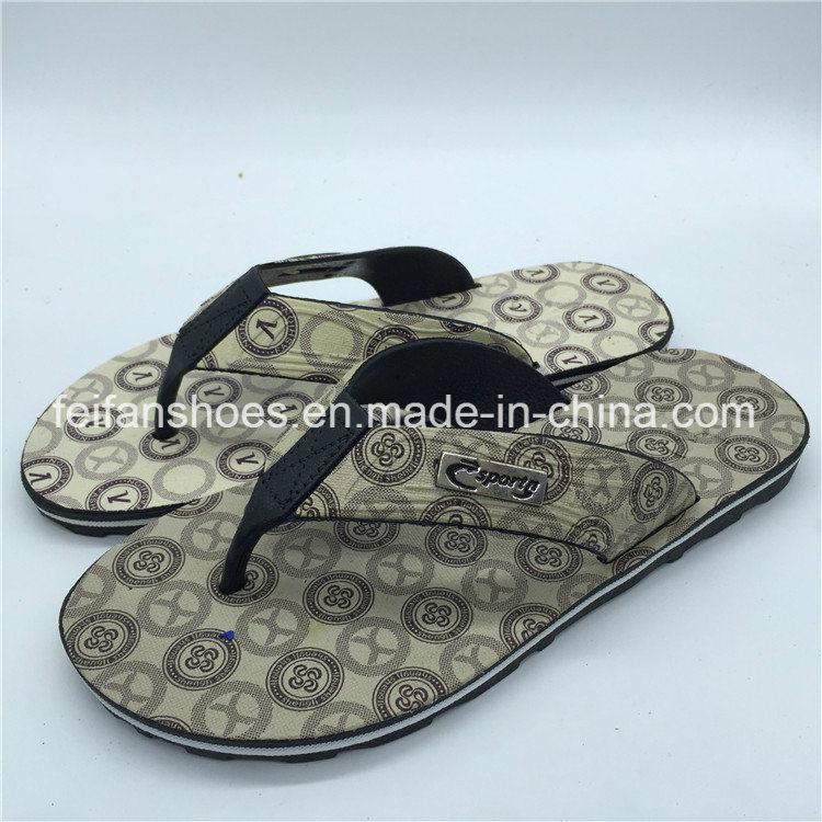 f20065b67c3b China Newest Men Beach Slippers Comfortable Sandals Flip Flops Footwear  (FCL1116-898+1) - China Footwear