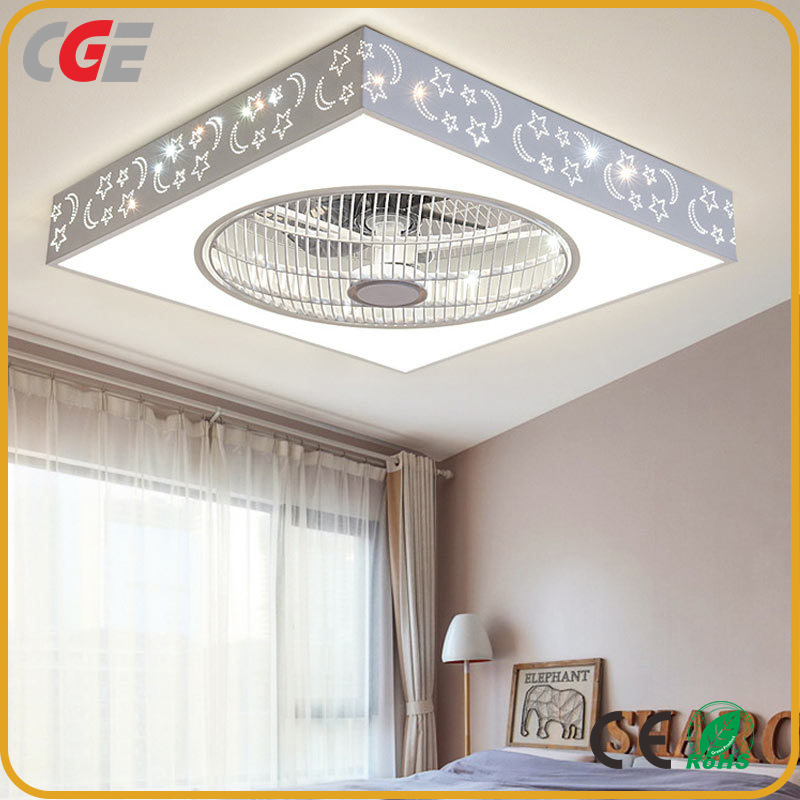 China Ac220v Ac110v Modern Ceiling Fan With Led Light And Remote Control Energy Saving Ceiling Light With Fan China Ceiling Fan Light Led Ceiling Lamp