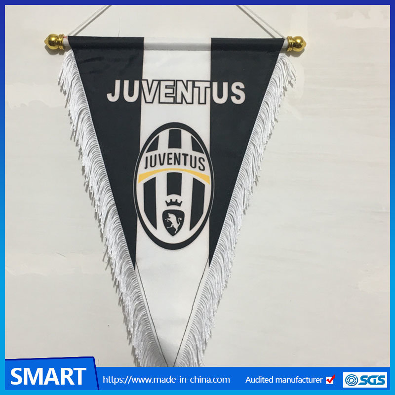 Juventus FC Mini Pennant Flag