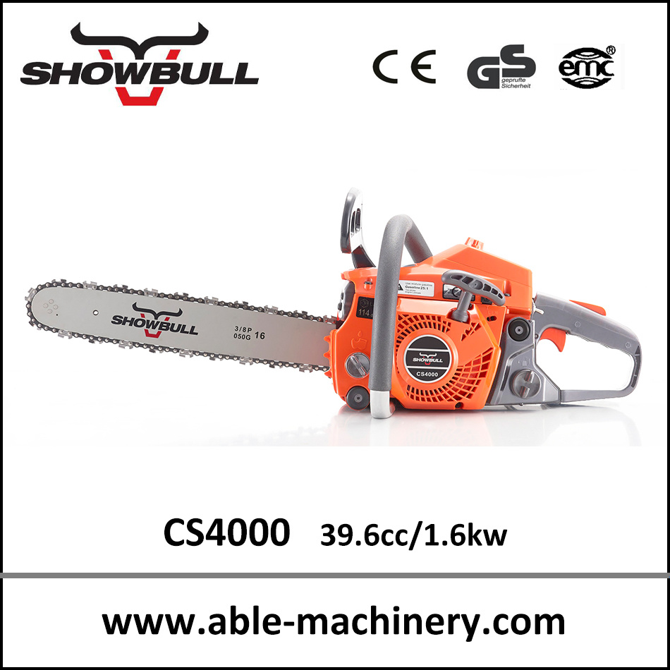 Garden Tools for Wood Cutting, Gasoline Chain Saw 4000 pictures & photos