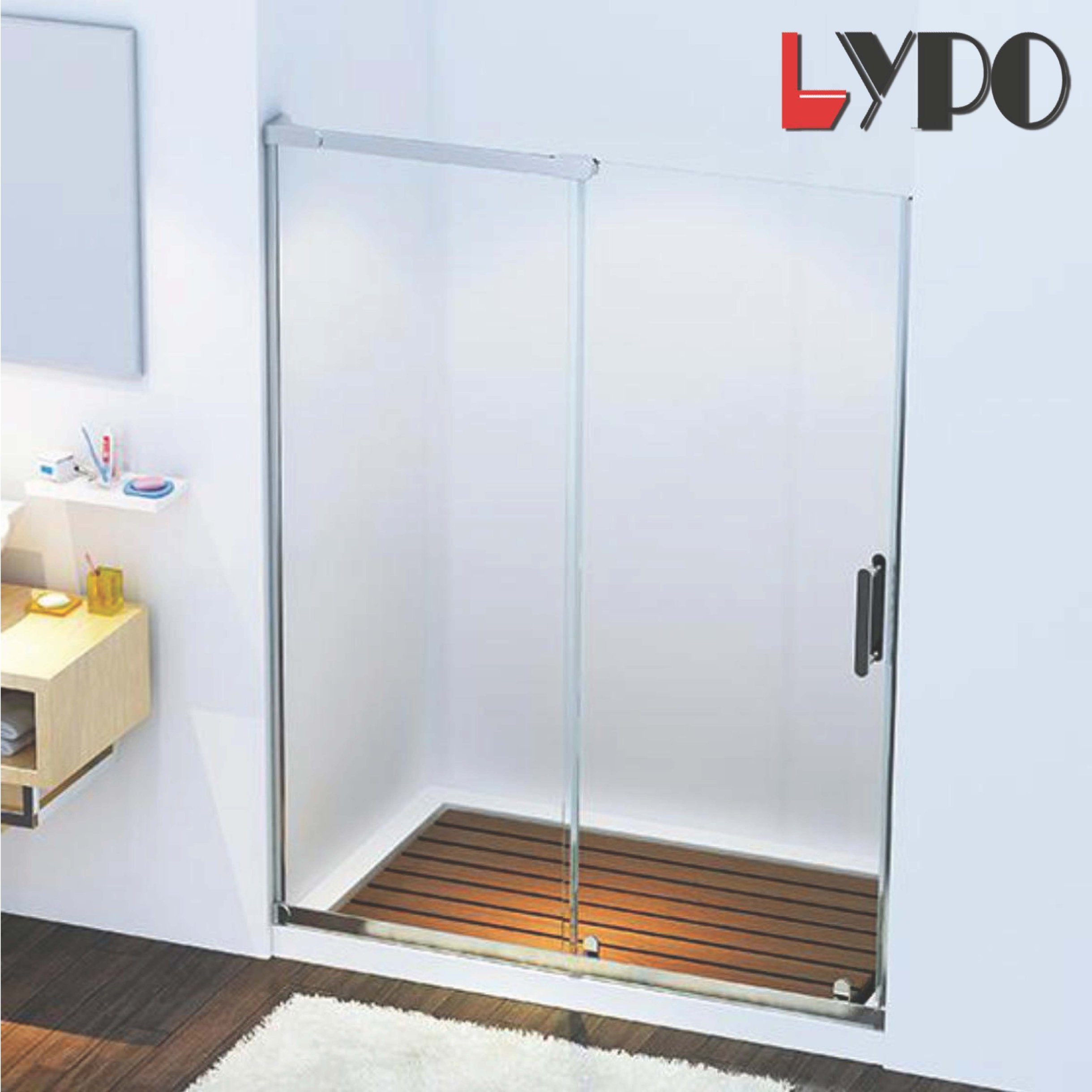 China High Quality Canada Standard Sanitary Ware Tempered Glass ...