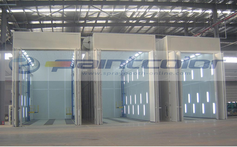 10m X 5.5m X 6m Paint Oven Booth