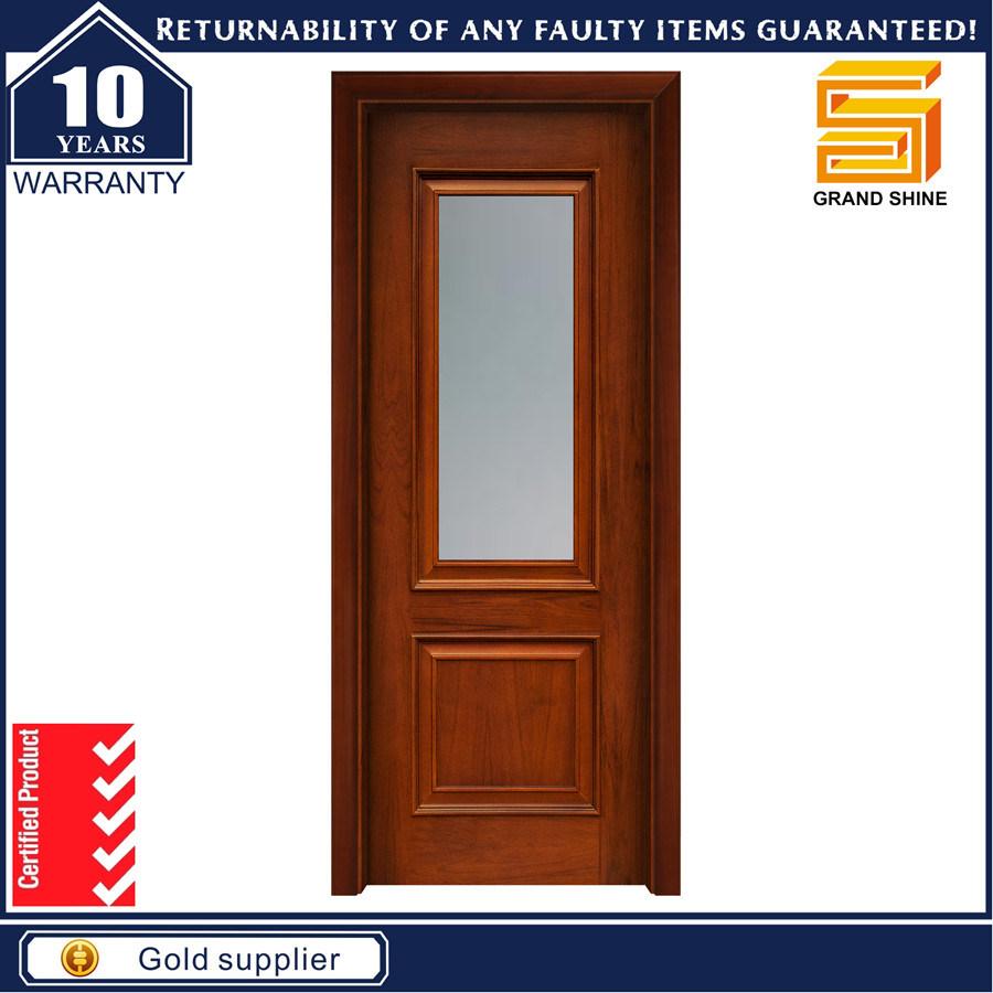 [Hot Item] Wood Doors in Dubai Wood Frame Sliding Glass Door