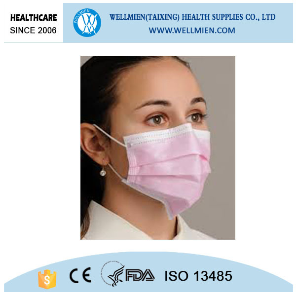 medical grade disposable face mask
