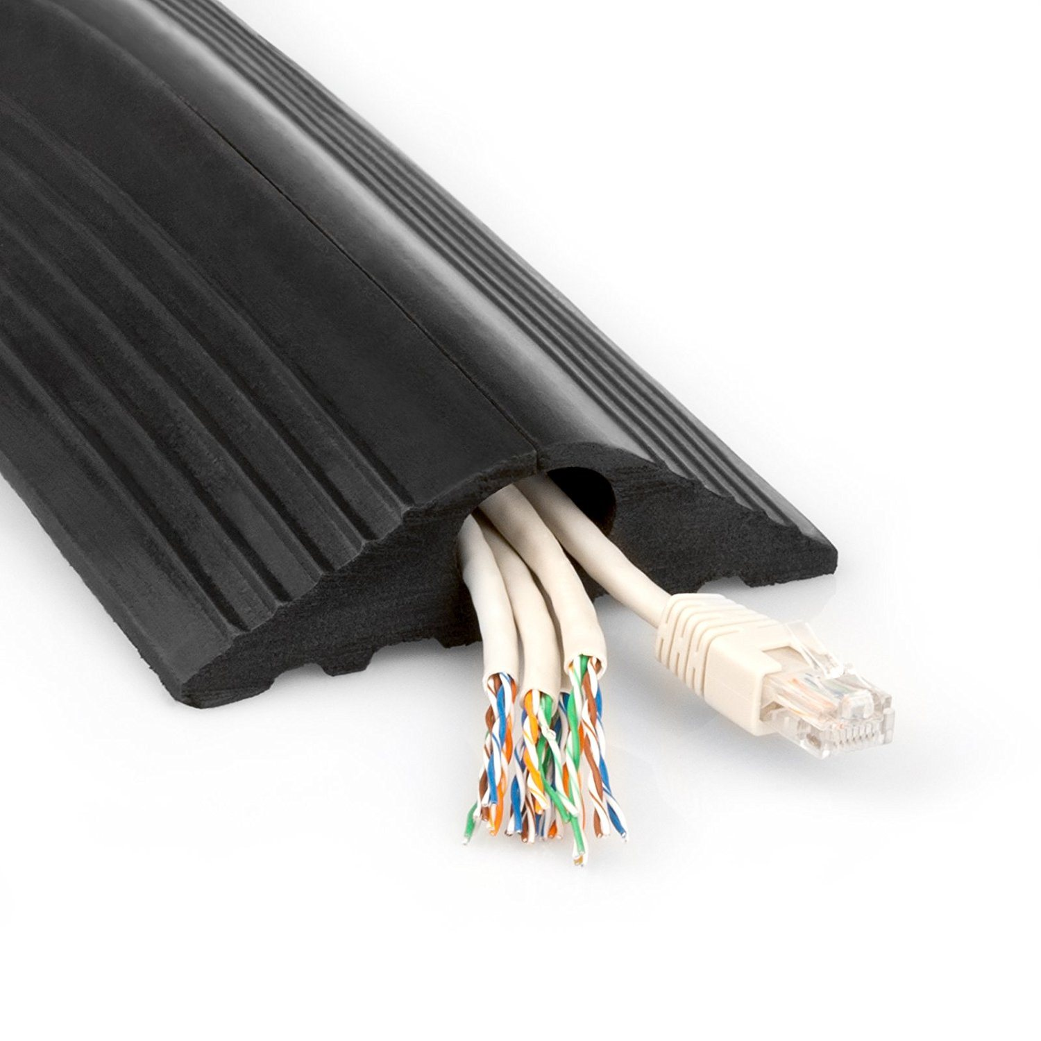 China Heavy Duty Rubber Cable & Wire Protector Photos & Pictures ...