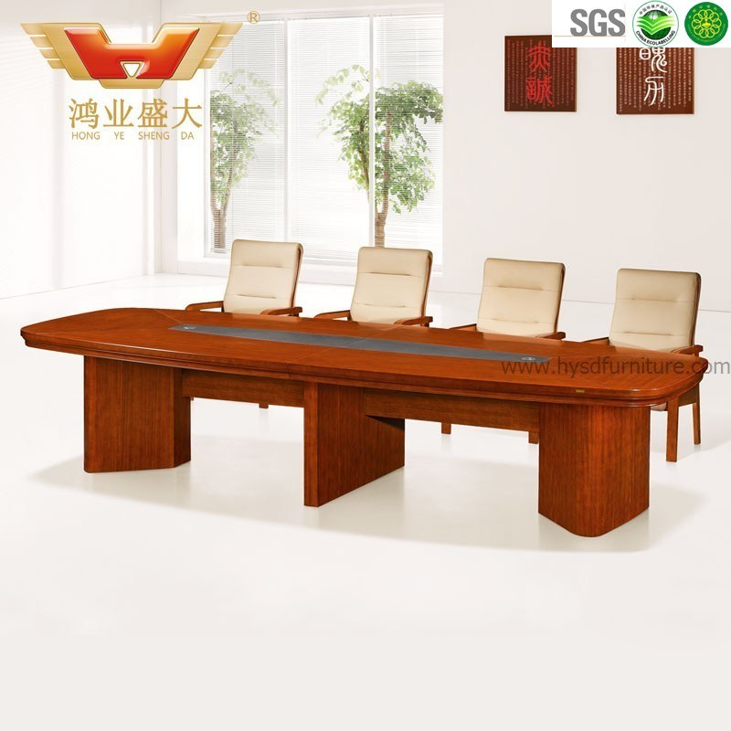 China Office Furniture Wooden Conference Desk Meeting Table