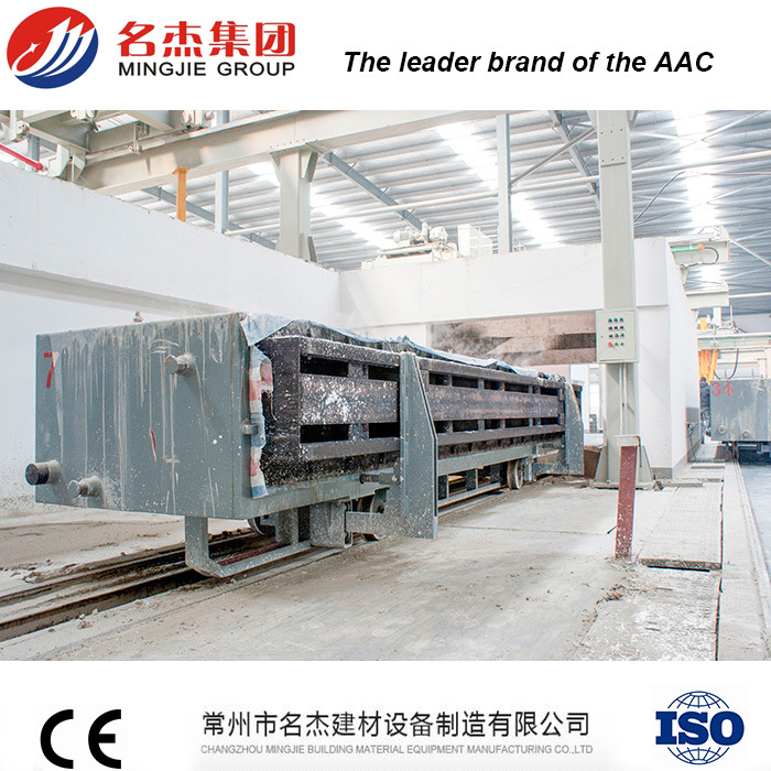 High Efficiency Autoclaved Aerated Concrete Block Machine Hollow Brick Making Machine pictures & photos