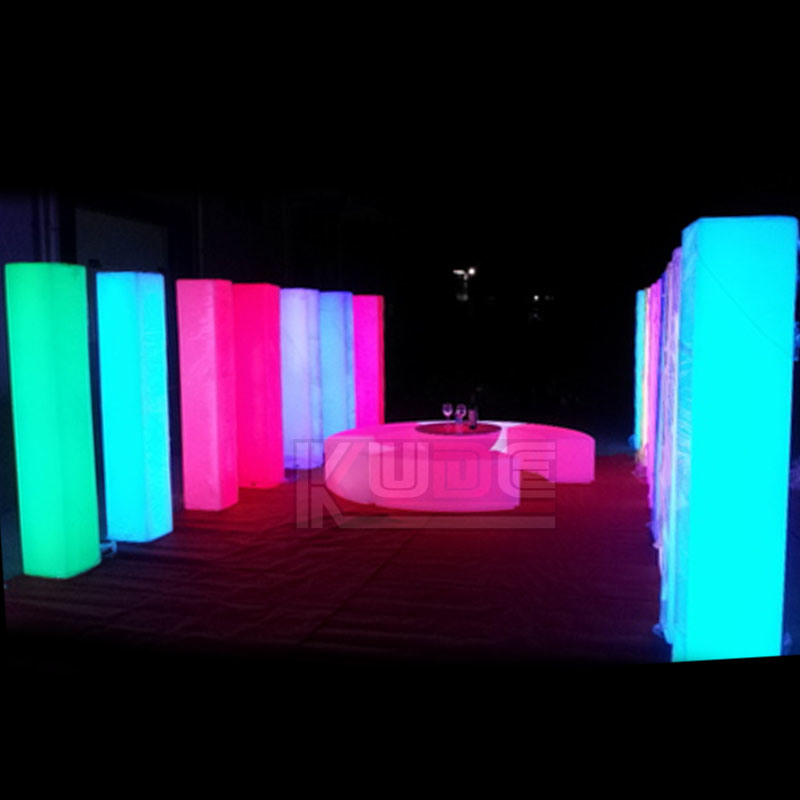 China Led Pillar Collum Light Pillars Floor Lamp Landscape