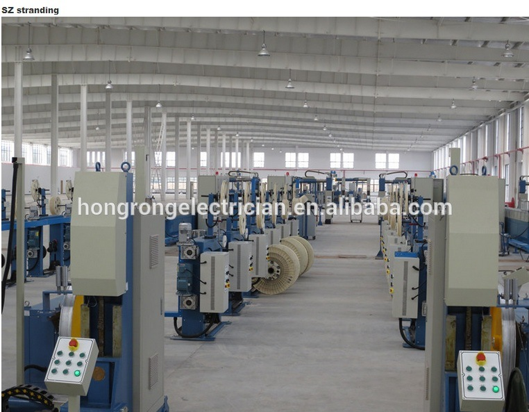 Outdoor Fiber Optic Equipment for Cable Production Line