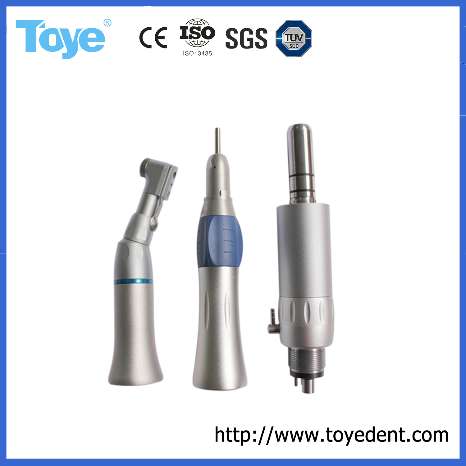 China New Low Speed Air Motor Handpiece - China Dental, Medical Equipment