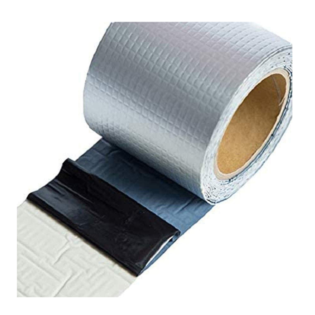 China Self Adhesive Reinforced Fiberglass Reinforced Aluminum Foil Duct Seal Stivky Tape China Stivky Tape Seal Stivky Tape