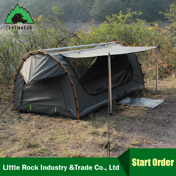 size 40 f6d22 931ec [Hot Item] Family Outdoor Swag Large Canvas Tents for Sale