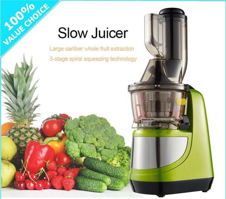 [Hot Item] Restaurant Electric Commercial Fruit JuicerBest Fruit Vegetable JuicerCarrot Juicer