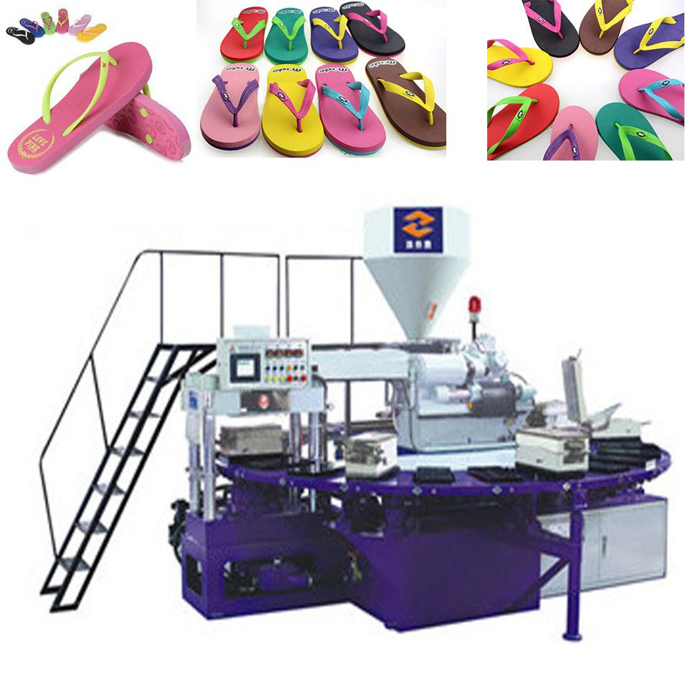 China Slippers Making Machine for PVC - China Shoe Machine, Shoe ...