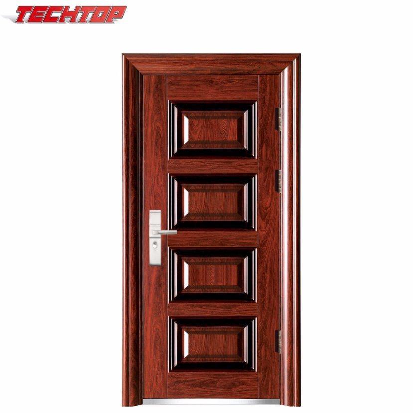 Tps 043 Chinese Doors Security Metal Doors Interior Used China