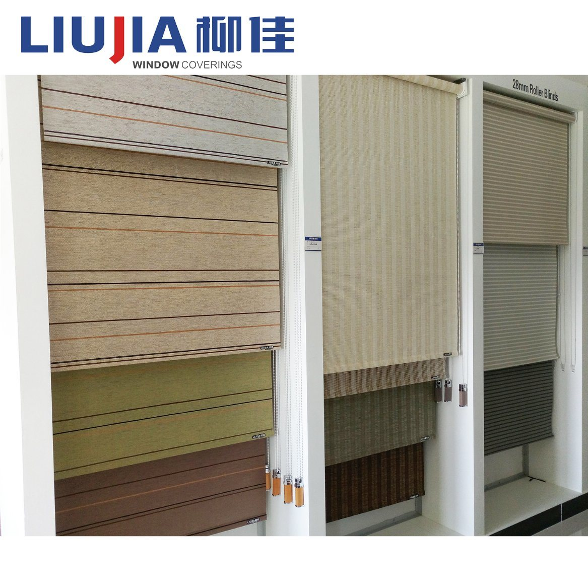 Style Blinds Roller Door Curtains Blind