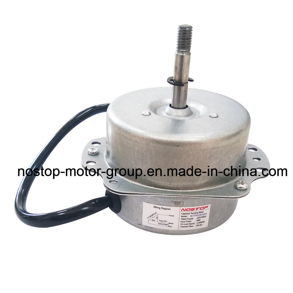China 1300rpm No Load Ventilator Exhaust Extractor Fan