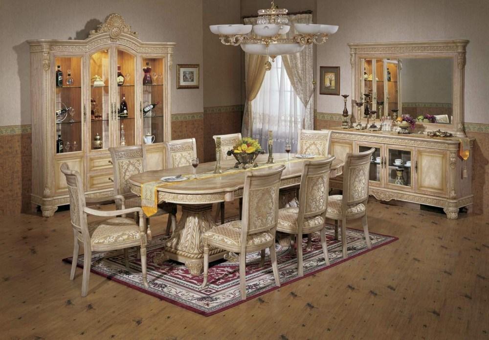 european dining room furniture | China European Style Dining Room Set Furnitre (FG-8510C ...