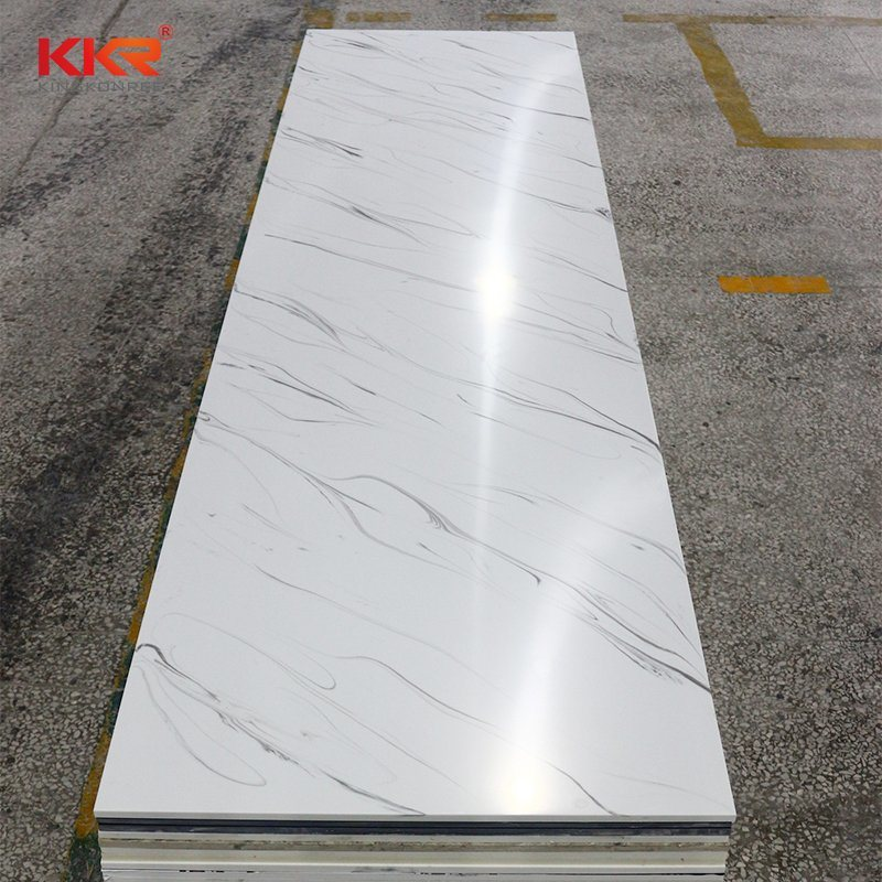 China 12mm Thickness Solid Surface Slabs Artificial Stone Sheet Corian Solid Surface China Solid Surface Sheet Corian Sheet