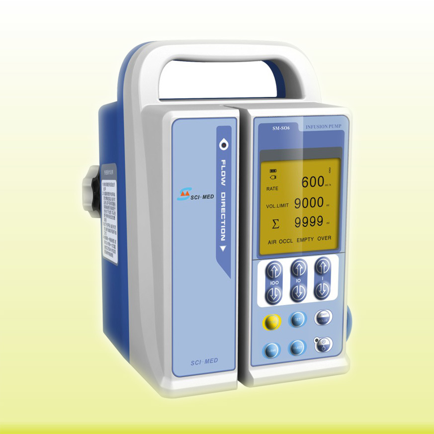 Infusion Pumps (600I with CE)