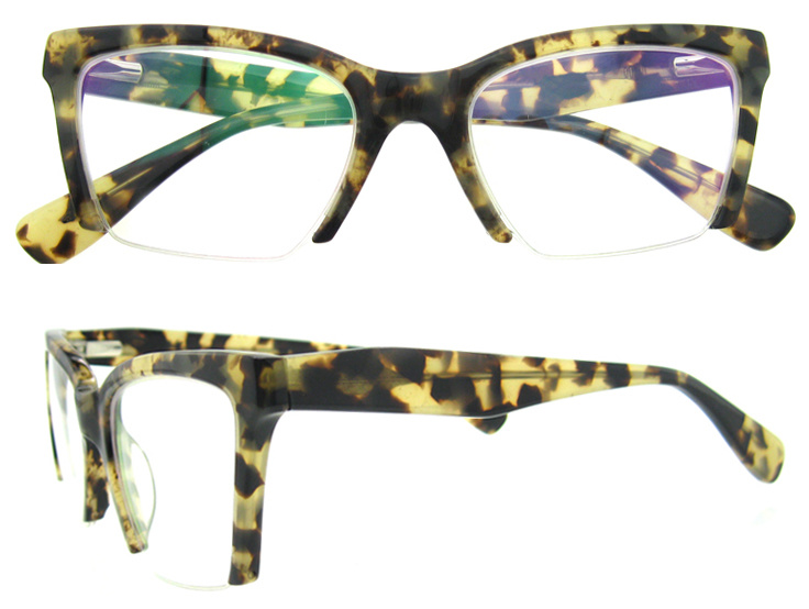 China Wholesale Optical Frames Cat Eye Frame Cheap Eyeglass Frames ...