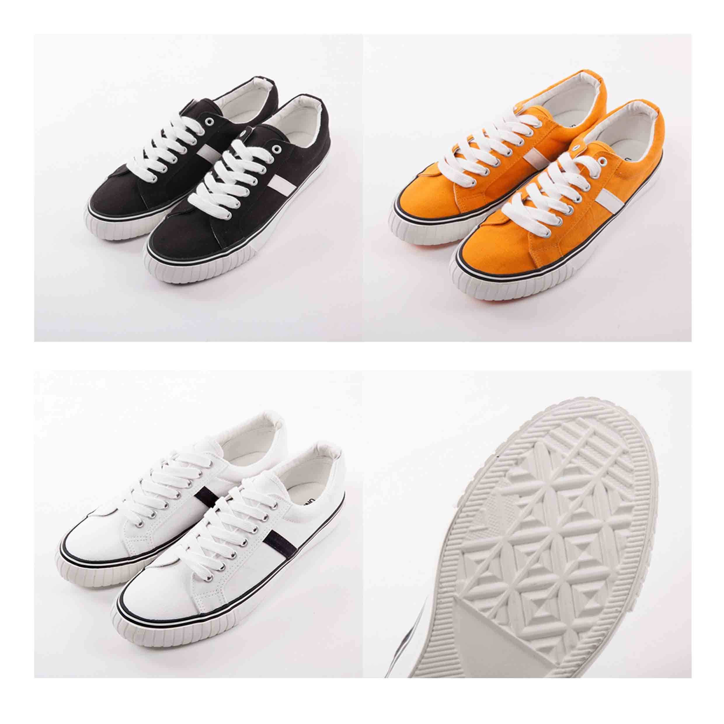 [Hot Item] Latest Stock Canvas Shoes for Men Closeouts Liquidation