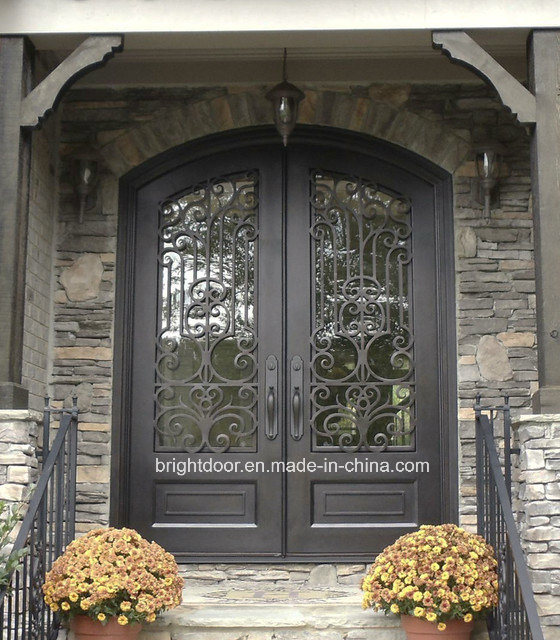 China Door Iron Grill Design Door Iron Grill Design Manufacturers