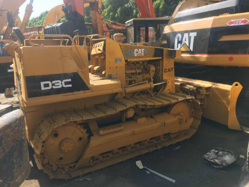 [Hot Item] Small Cat D3c Dozer of Small Cat Dozer D3c, Used Cat D3c Dozer  for Sale