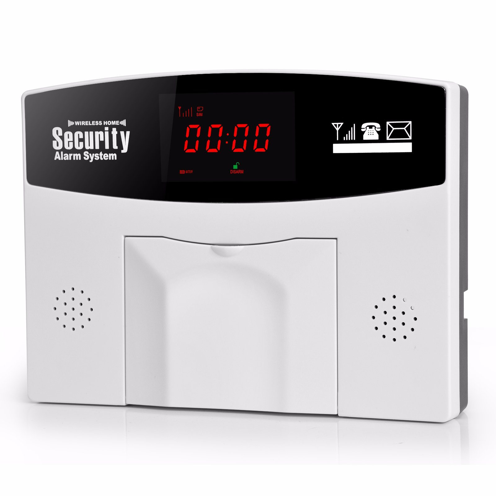 China Gsm Sms Alarm System Wireless Smart House Security App Android Ios