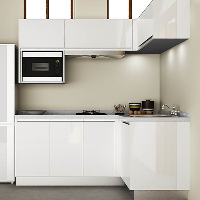 Small Modular Kitchen Design Images