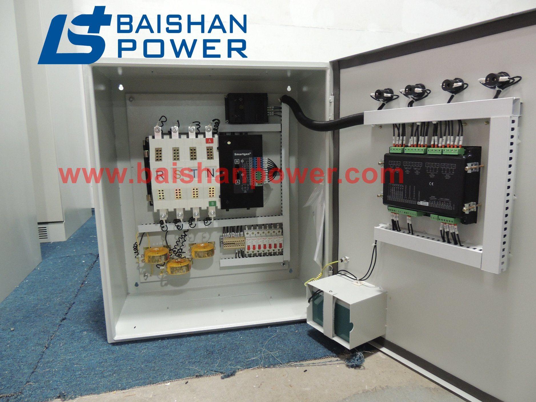 China Socomec Similar Mechanical Ats 63a  160a  400a  630a
